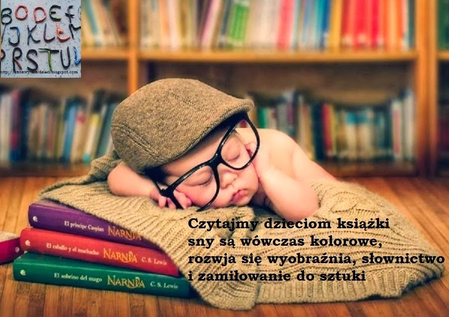 Czytajmy dzieciom książki