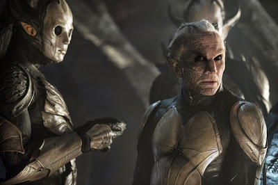 Christopher Eccleston in Thor: The Dark World