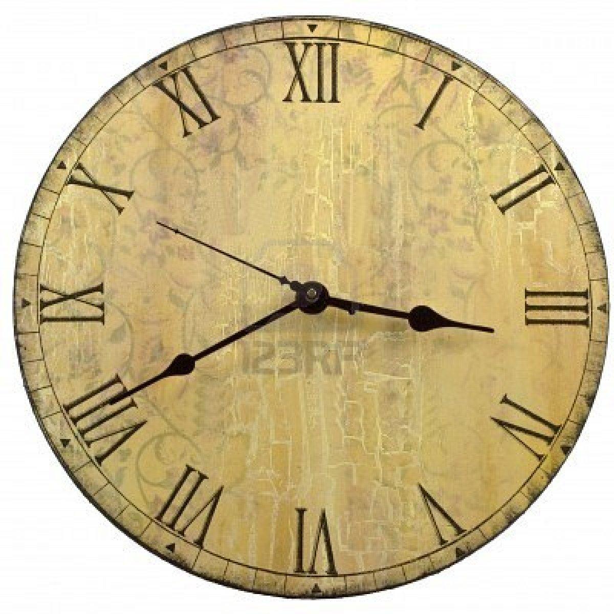 Capuchino de silos las campanadas del reloj de la cocina - Relojes pared cocina ...