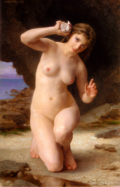 William Adolphe Bouguereau,art history,classical painting