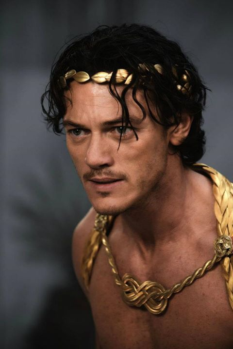The League of British Artists: Luke Evans - 'Immortals ...