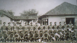 Royal Malayan Air Force Recruits