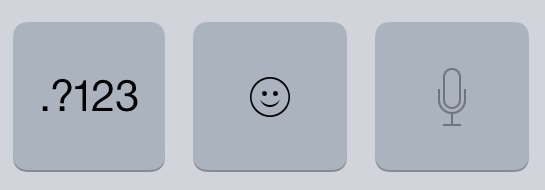 Teclado Emoji iOS 8 beta 3