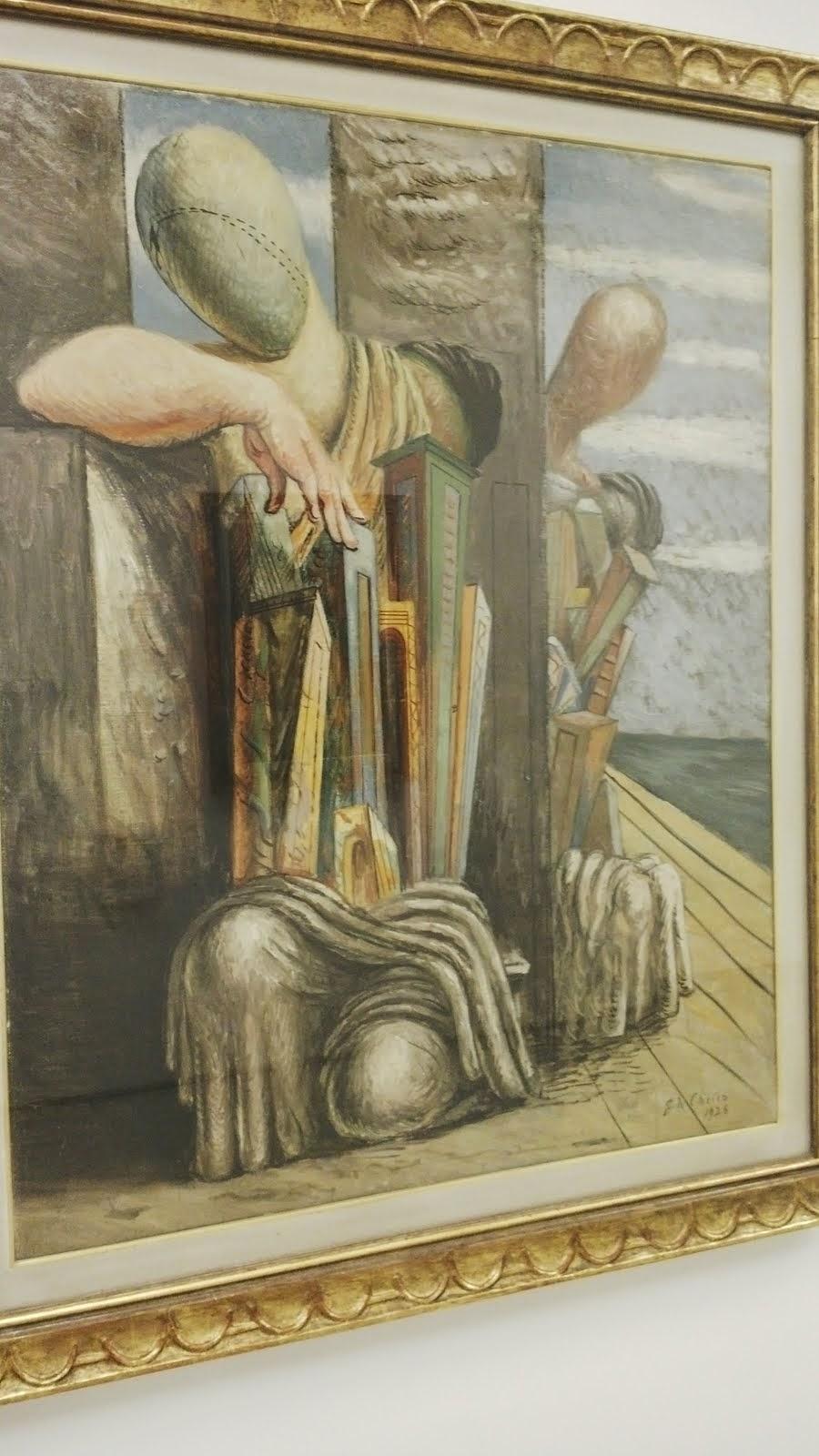 LE TROUBLE DU PHILOSOPHE, 1926