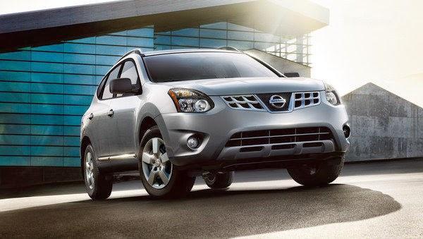 2014 Nissan Rogue Select Concept