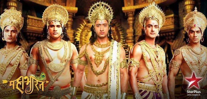 Profil Lengkap Artis Pemain Mahabharata ANTV