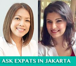 ASK SHIVALI AND PHOEBE IN JAKARTA