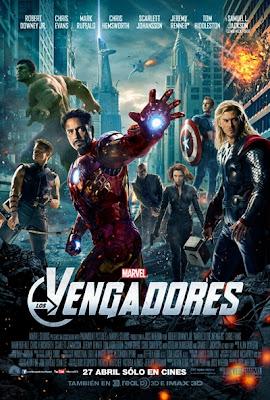 Los Vengadores 2012 Espanol Latino DVDRip Los Vengadores (2012) Español Latino DVDRip