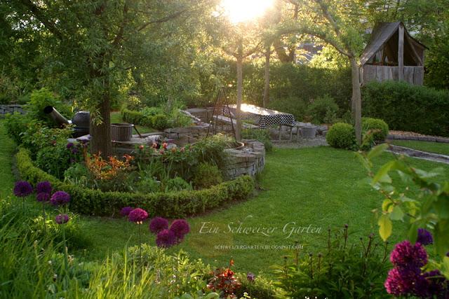 Einen Cottage Garten Anlegen: Pflanzen Für Den Landhausgarten, Garten Ideen