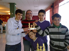 Antonio Vico, Rafa y Alex Conejo