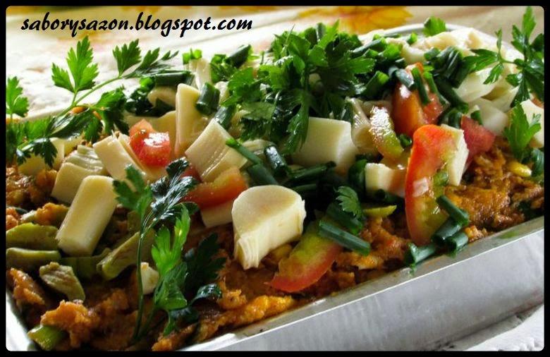 comida sana para el mundial Brasil 2014