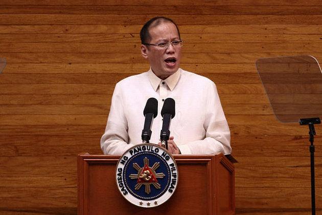 President Benigno Aquino III - 2012 SONA