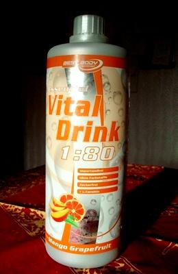 Best Body Nutrition Essential Vitaldrink