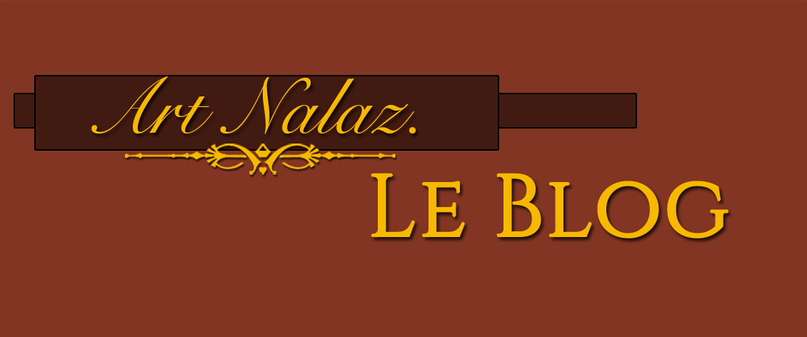 ART NALAZ - LE BLOG
