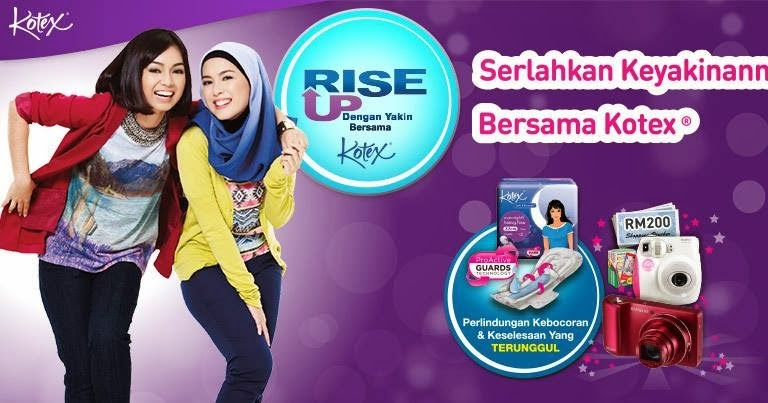 i love freebies malaysia  freebies  u0026gt  kotex new proactive