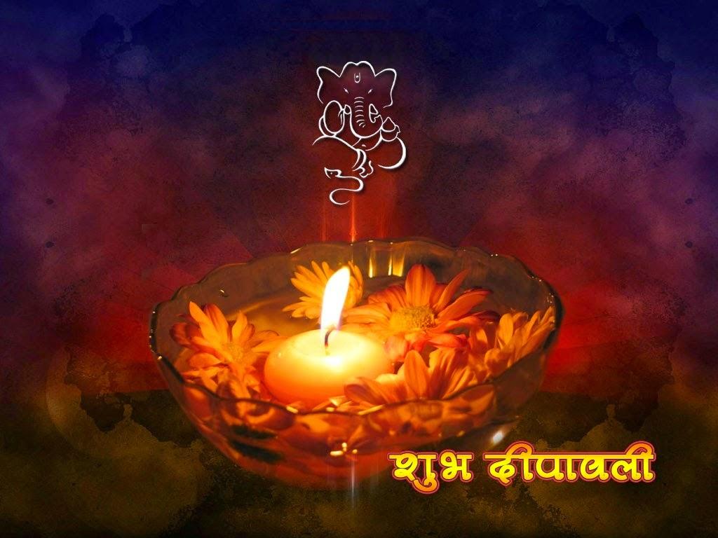 Happy Diwali Wallpapers 2014 for Desktop free download