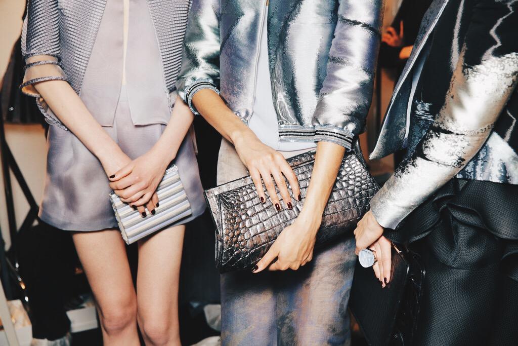 Ana Maddock- Giorgio Armani Privé  Paris Haute Couture Fashion Week SS16