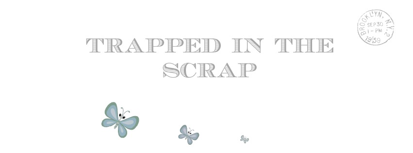 TRAPPED IN THE SCRAP