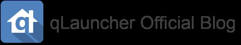 qLauncher Official Blog
