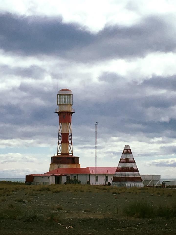 Phare Punta Dúngeness (Chili)
