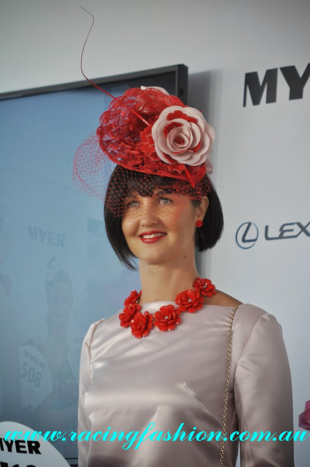 Melbourne Cup 2018 Fashion Tips, Dresses Hats - Punters 38