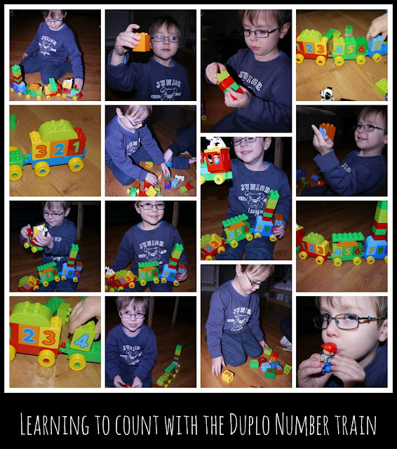 Lego, Duplo, train set, learning through play