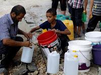 Setelah Setahun Perang Berhenti, Hanya Sedikit Bantuan Yang Datang ke Gaza
