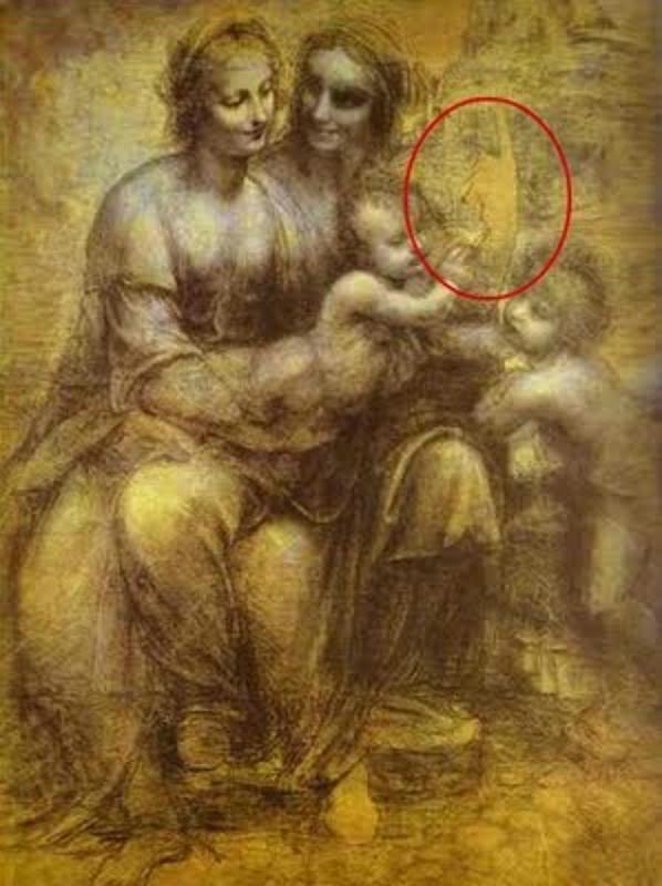 Sagrada Familia - Leonardo da Vinci