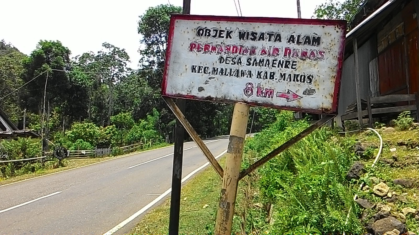Papan Permaindian Air Panas Reatoa