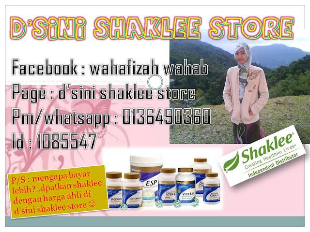 promosi Alfalfa Shaklee, Alfalfa Shaklee, Alfalfa, Shaklee, pengedar Shaklee