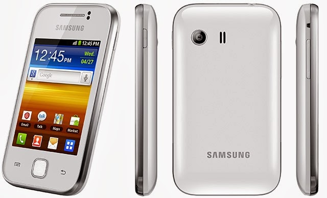 Samsung Galaxy Y, tips trik, upgrade manual, upgrade gingerbread ke