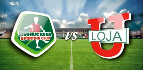 Liga de Quito LDU vs Mushuc Runa