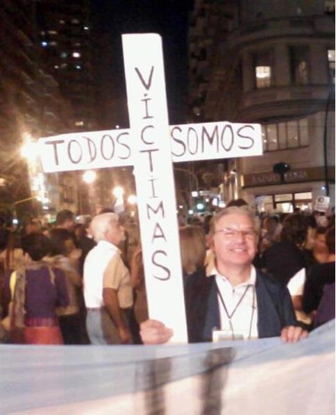 Cada Uno llevamos la Cruz, ésta es mi CRUZ.