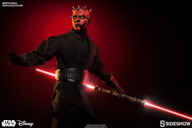 darth maul sideshow collectibles