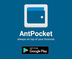 Finance App of the Week - AntPocket
