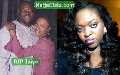 stella damasus killed first husband jaiye aboderin