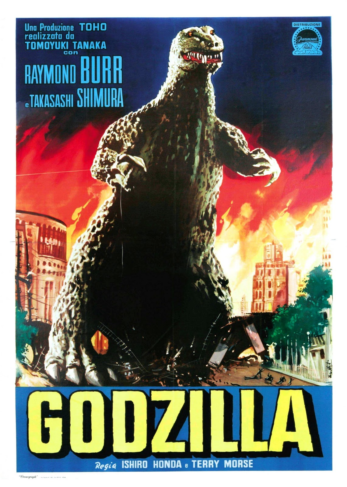 The Cathode Ray Mission: Hump Day Posters: Godzilla ...