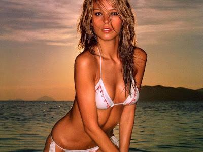 Petra Nemcova Bikini Wallpaper