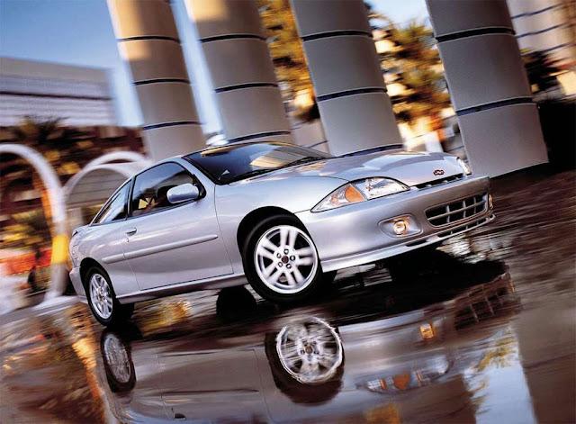 シボレー・キャバリエ 3代目 | Chevrolet Cavalier 1995-2005