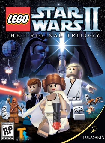 LEGO Star Wars 2 The Original Trilogy PC Full Español