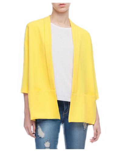 ropa amarilla