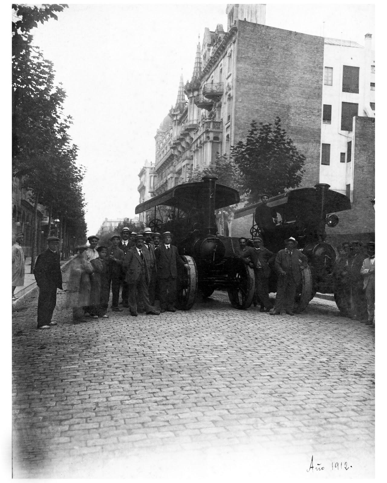 El tranv a 48 la prodigiosa vida de mag roca sangr - Calle manso barcelona ...