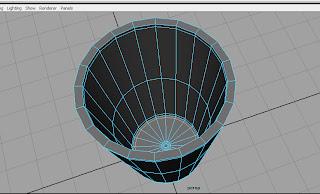 Realistic Glass Modeling - Maya Tutorial 24