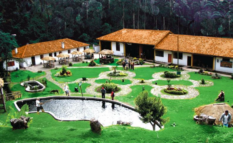 hosteria de turismo: