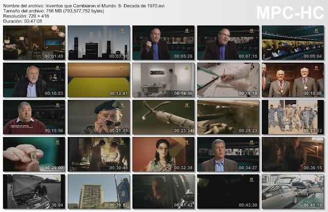 7GB|History|Inventos que Cambiaron el Mundo|10/10|HDRip|Mega