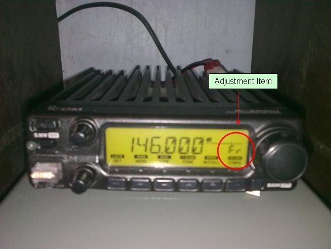 icom ic 2200 h: