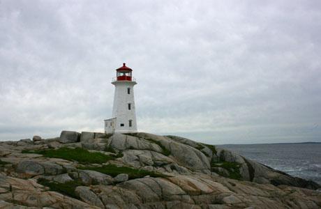 Peggy's Cove, Nova Scotia, Canadá