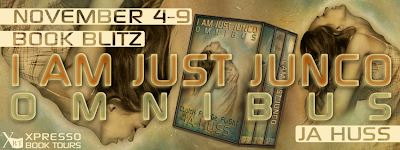 Book Blitz: I am Just Junco by JA Huss