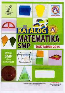 Alat Peraga Matematika SMP ,RAB DAK SMP