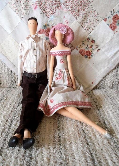 Tilda - v romantickom duchu